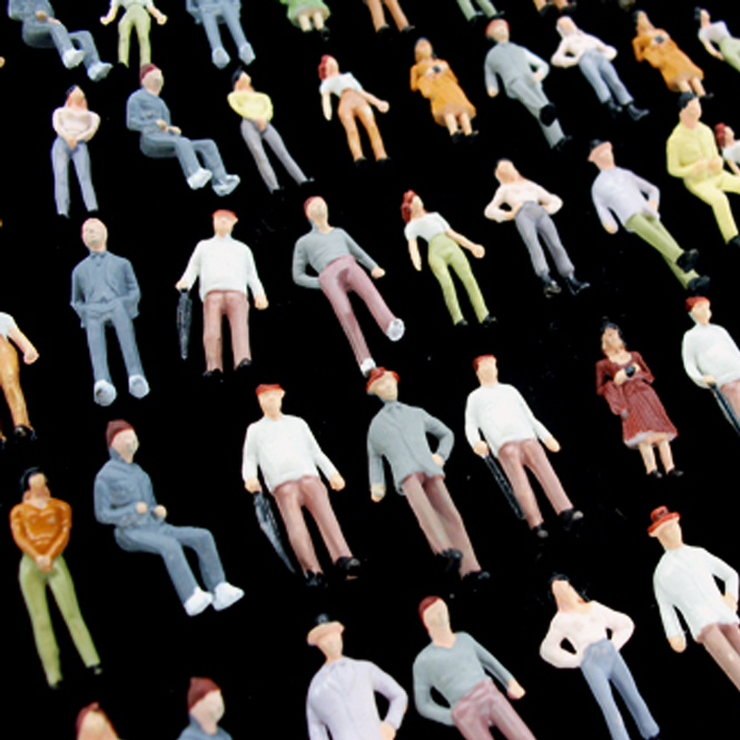 Details about 100 pcs  1:72 Figures Diorama 1/72 Miniature Human Figures  Standing People 1/76