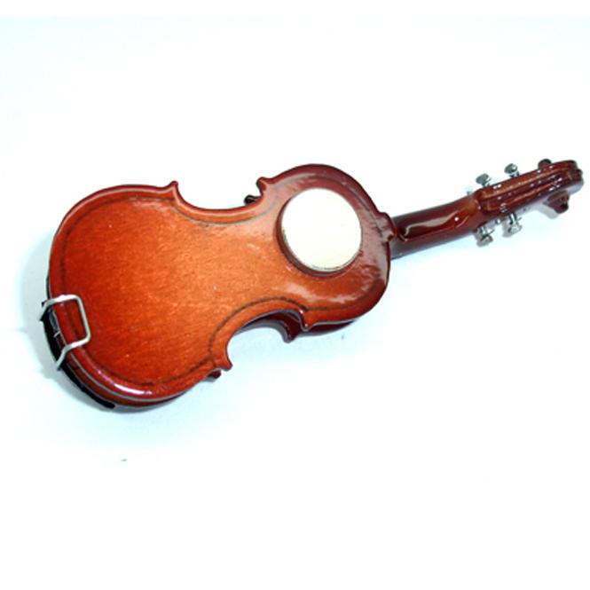 1:12 Puppenhaus Miniatur Musikinstrument Violine Akkordeon Modell Zubehör