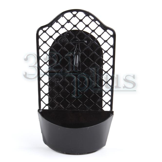 Dollhouse Bucket Miniature Pail 1:12 Wooden Supplies Fairy Garden Supplies 1zu12