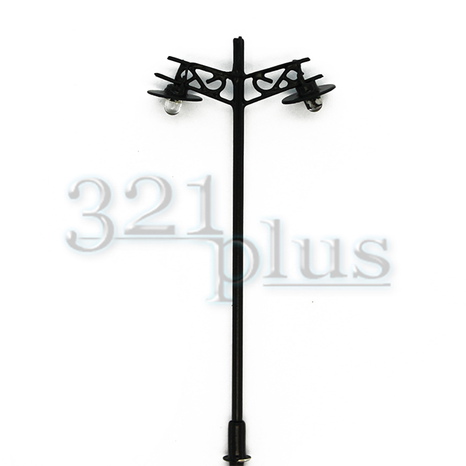 item lamp new model outdoor street lamps railway scale ho lights lamppost
