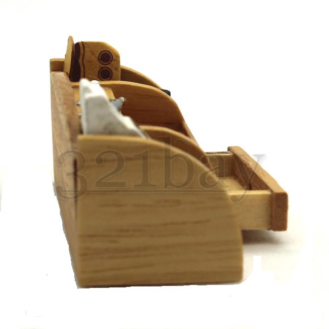 Miniature Desktop Supply Dollhouse Scenery