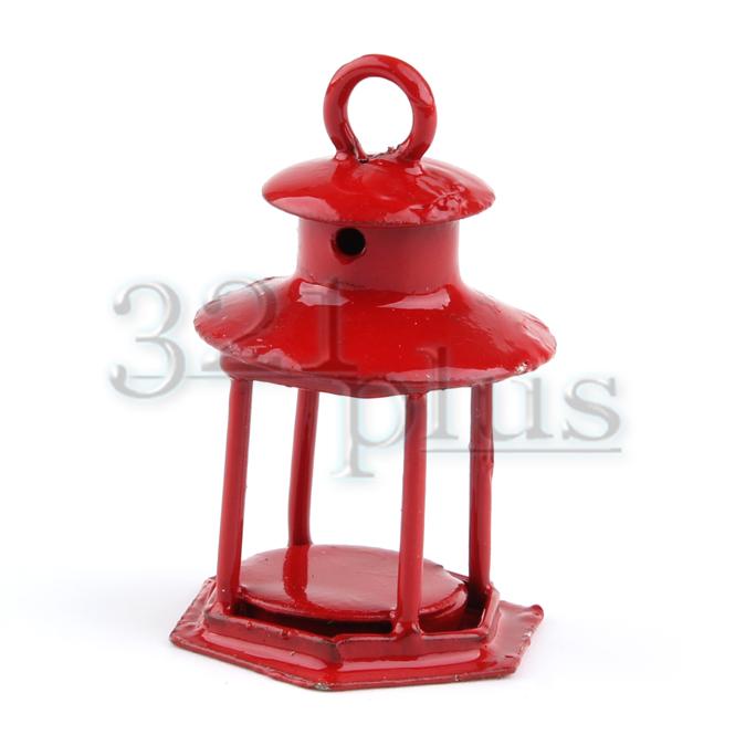Details About Miniature Lanterns Mini Tea Light Lantern Garden Supplies Dollhouse