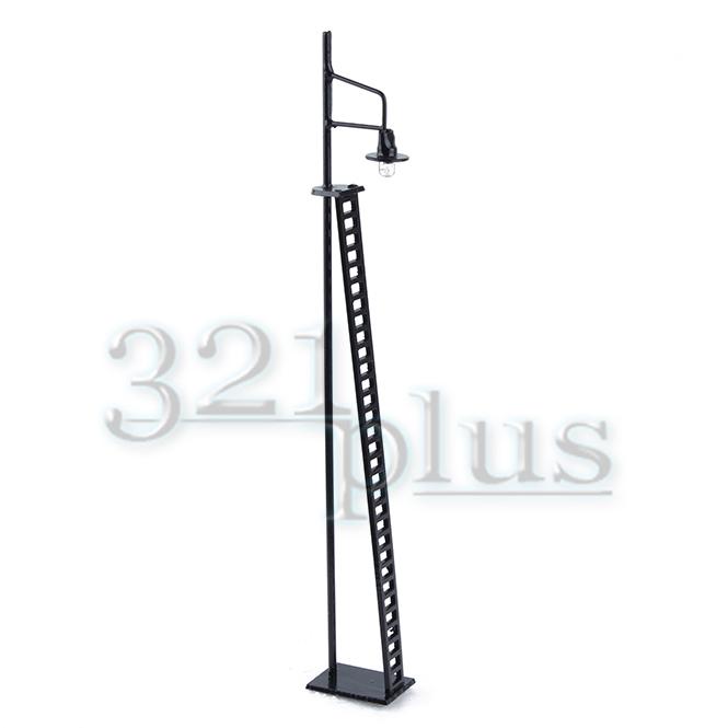Details About 10 Pcs Oo Gauge Yard Lights 3v Led Lighting Depot Lamps 1 76 Scale Electric